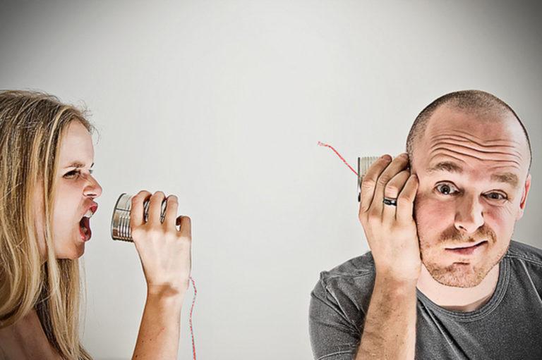 Почему мы не слышим друг друга