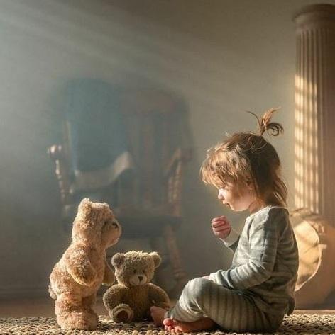 О чем плачет ребенок, или Формирование зависимого поведения