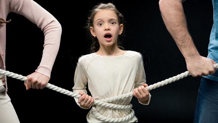 Как дети «сохраняют» семью