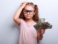 Дети и деньги: как научить ребенка обращаться с деньгами